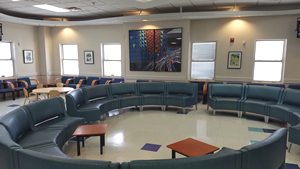 Victor Cassano Health Center Waiting Room