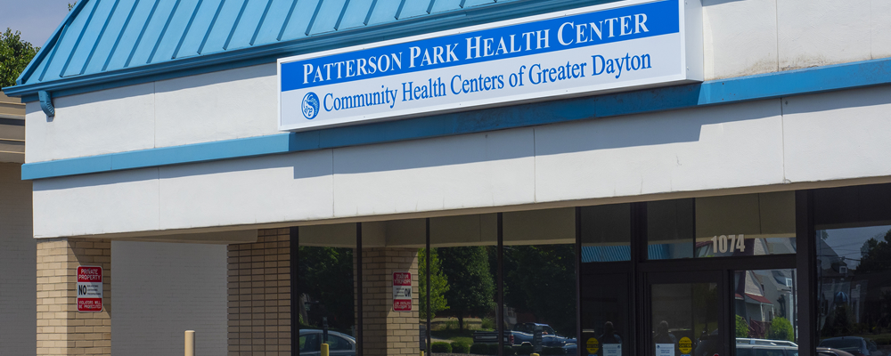 COMMUNITY HEALTH CENTERS OF GREATER DAYTON OH ::::